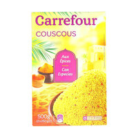 Carrefour Couscous with Spices 250g x2