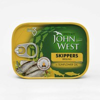 John West Skippers In Oil 106 g