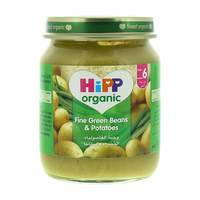 Hipp Fine Green Beans & Potato 125g