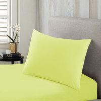 Tendance's Pillow Case Mustard 48X73+13