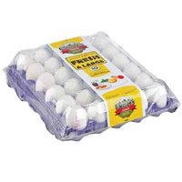 Farmer Choice White Large Eggs x30