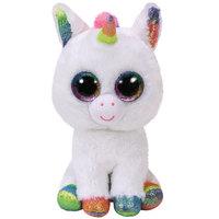 """Ty Beanie Boos Unicorn Pixy 6"""""""