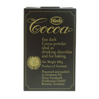 Hintz Fine Dark Cocoa Powder 100 g