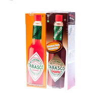 Tabasco Sauce 60ML X2