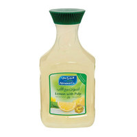 Almarai Co. Lemon & Mint With Pulp Juice 1.5L