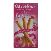 Carrefour Raspberry Flutes 100 g