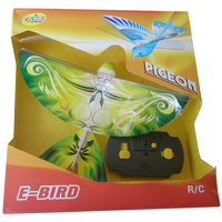 Toy Time Remote Control E-Bird Butterfly