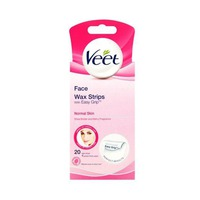 Veet Facial Wax Strips 20 Sheets
