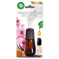 Air Wick Air Freshener Essential Oil Diffuser Refill, Almond and Cherry Vanilla 20ml