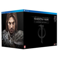 Sony PS4 Shadow Of War:Mithril Edition