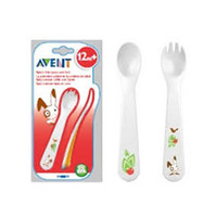 Philips Avent Toddler Fork And Spoon 12 Months+