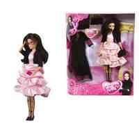 Fulla Deluxe Abaya Fulla Fancy Frill Doll