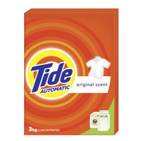 Tide Automatic Laundry Powder Detergent Original Scent 3 kg