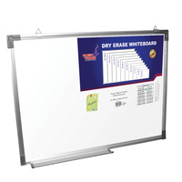Paperwizard Magnetic White Board 30*40cm