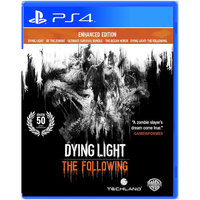 Sony PS4 Dying Light: The Following Enhanced Edition