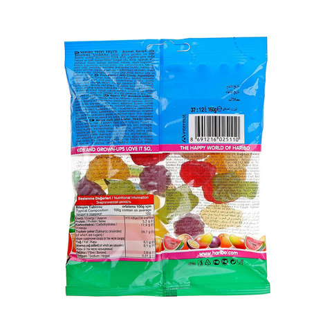 Haribo-Tropical-Fruity-160g