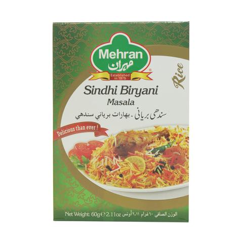 Mehran-Sindhi-Biryani-Masala-60g