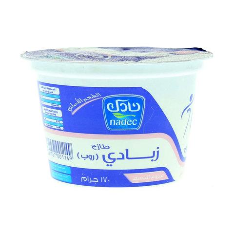 Nadec-Skimmed-Fresh-Yoghurt-170g