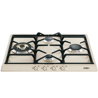 SMEG Built-In Gas Hob SR764PO 4 Burner Cortina 60CM