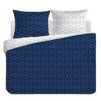 Tendance's Quilt Cover King Grid 198X203