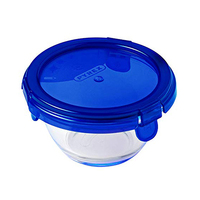 Pyrex Glass Bowl With Lid 0.2L