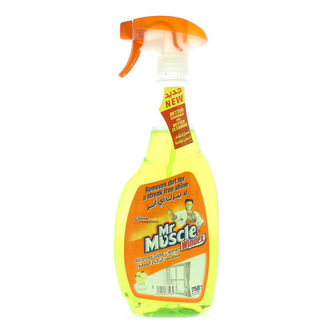 Mr-Muscle-Windex-Lime-Advanced-Glass-Cleaner-750ml