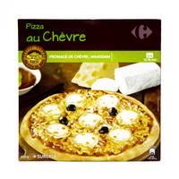 كارفور بيتزا جبنة ماعز 420 جرام