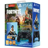 Sony PS4 Wireless Controller With Fortnite Additional Content