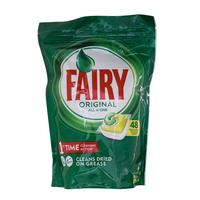 Fairy Original Dishwasher Capsules Lemon 648g