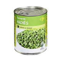 Carrefour Spinach Chopped 795GR