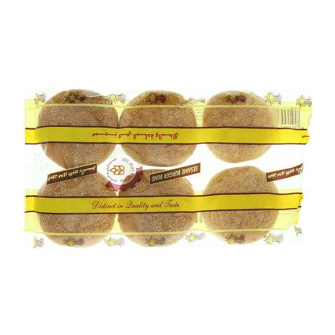 Golden-Loaf-Sesame-Burger-Buns-375g