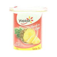 Yoplait Low Fat Pineapple Fruit Yoghurt 120g