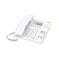 Alcatel Corded Phone T-56 White