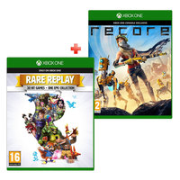 Microsoft Xbox One Rarereplay+Recore