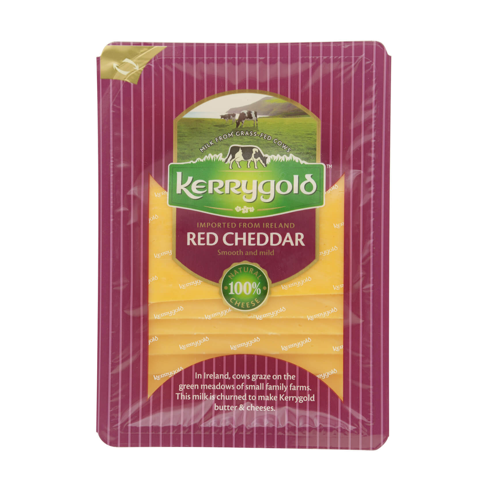 KERRY GOLD RED CHEESE SLICS 150G