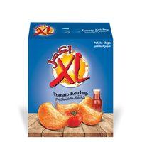 XL Tomato Ketchup Potato Chips 26g x14