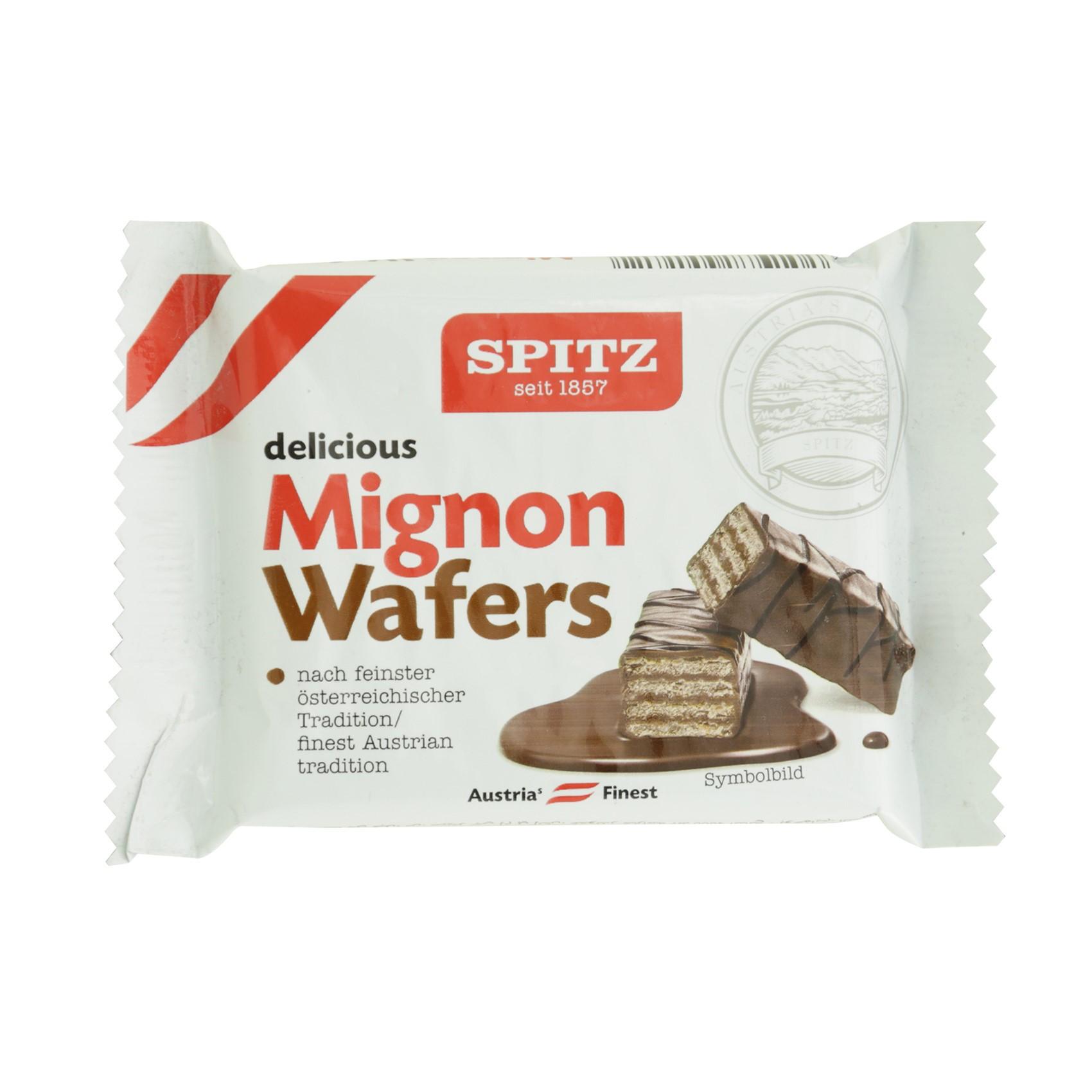SPITZ MIGNON WAFERS 56G