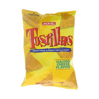 92ef756af Jack   Jill Tostollas Nacho Cheese flavored Tortilla Chips 72g