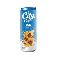 City Café Ice Vanilla 240ML