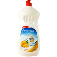 Carrefour Dishwashing Liquid Orange 1.5L