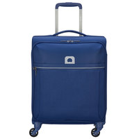 Delsey Brochant 55 Cm 4W Trolley Blue