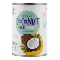 Root & Leaves Organic Coconut Milk Skinny 400ml
