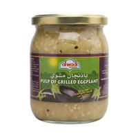 Alwadi Al Akhdar Pulp Of Grilled Eggplant 480GR