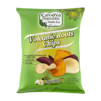 Cassava Republic & Roots Co. Volcanic Roots Chips Herb & Garlic 80g