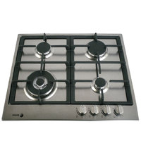 Fagor Built-In Gas Hob 5FI-64GLSTXA