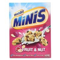 Weetabix Fruit & Nut Flakes 450g