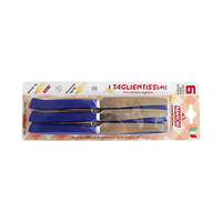 Marob Table Knife Blue 6 Pieces