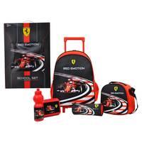 "Ferrari Race Team Trolley 5In1 Set 16"""