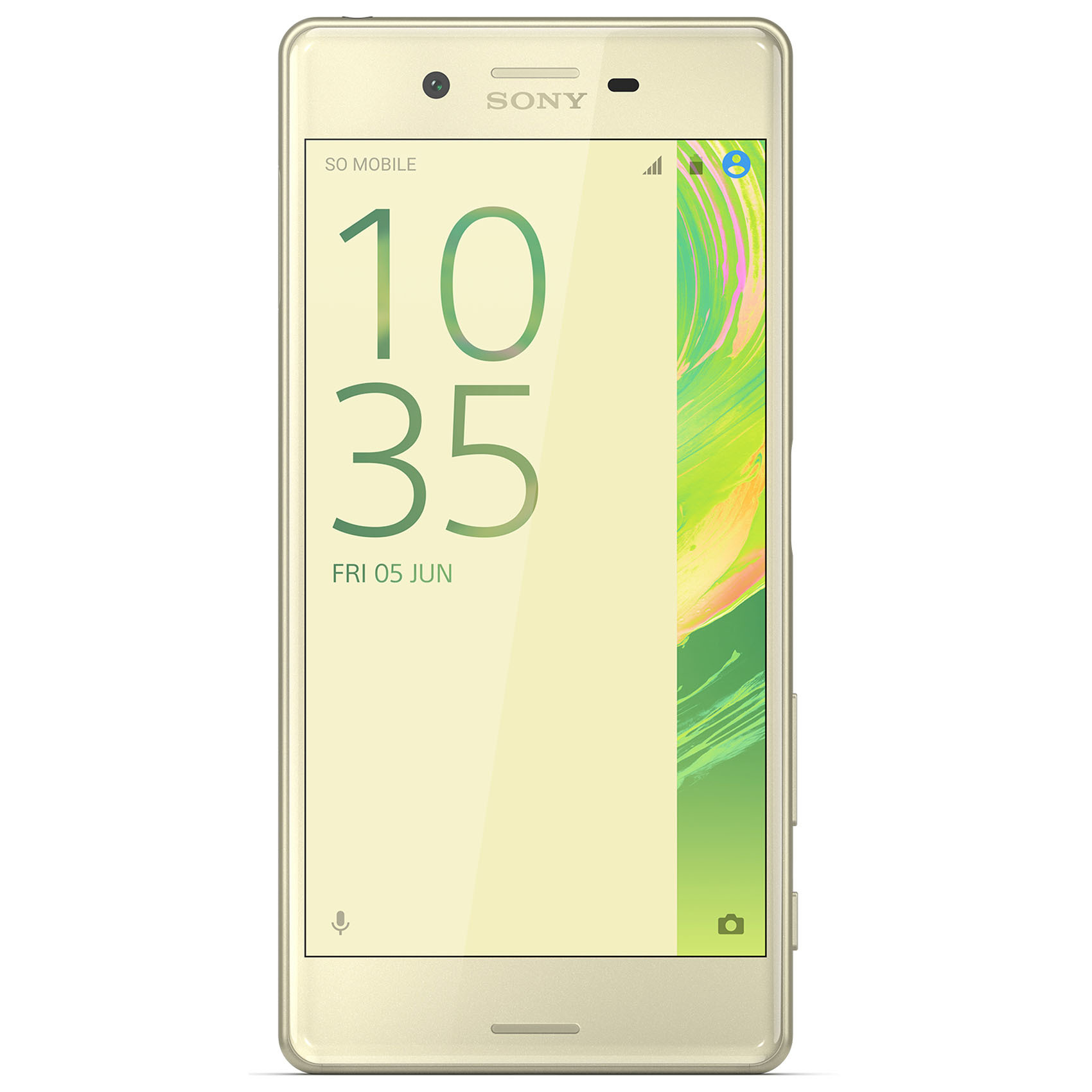 SONY XPERIA X 64GB DS 4G LIME GOLD