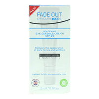 Fade Out Extra Out Whitening Eye Defense Cream Spf25 15ml